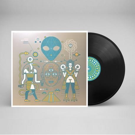 "Sonido Gallo Negro ""Mambo Cósmico"" LP"