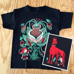 ¡No! -  Boy Tshirt and print package