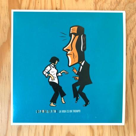 Los Perros Del ritmo / La Vida es un Trompo - Single 45 rpm