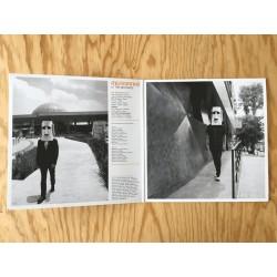 Frontignan, Francia - Tinta sobre papel