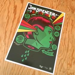 Jonspencer & The Hitmakers - Digital Offset