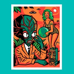 Tiki Tonic on Mars -...