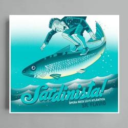 Sr. Flavio - Sardinista - CD