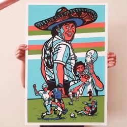 Tribute to Maradona -...