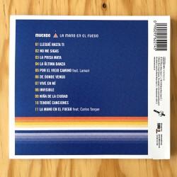 Muerdo - La Mano en el Fuego - CD