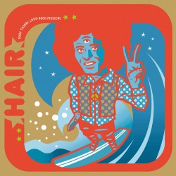 Hair - Surf Tribal Love - CD