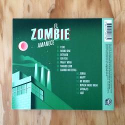 Zombie - El Zombie Amanece - CD