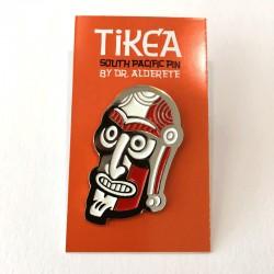 Pin Tikea modelo 1 de nickel